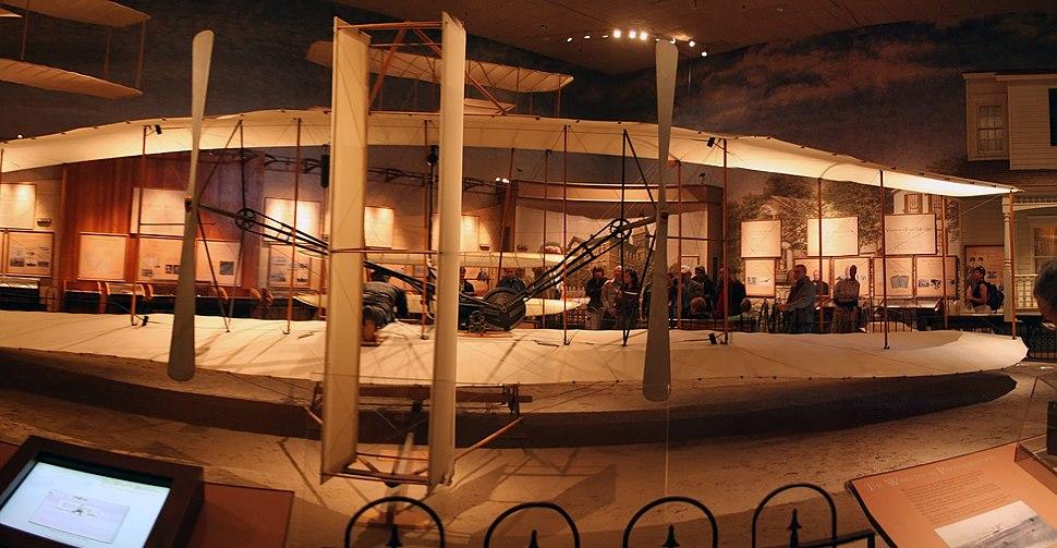 Wright flyer - full