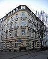 Wuppertal, Markomannenstr. 45, Ecke Georgstr.jpg