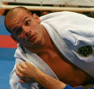 Alexandre Ribeiro Bazilian Brazilian Jiu-Jitsu practitioner and mixed martial arts fighter