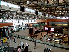 Image illustrative de l'article Aéroport international Macdonald-Cartier d'Ottawa