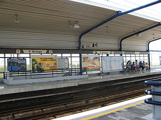 metro station in Monterrey, Mexico