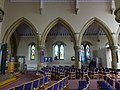 Y Santes Fair, Dinbych; St Mary's Church Grade II* - Denbigh, Denbighshire, Wales 18.jpg
