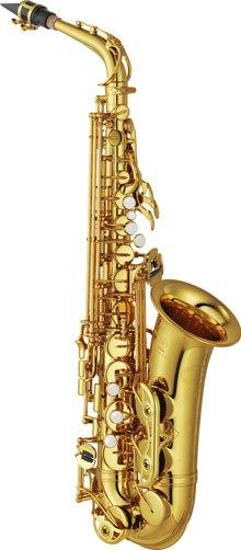 Yamaha Yas  Student Alto Saxophone