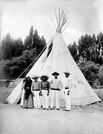 Yaqui - Yaqui Indians