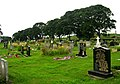 Yeadon Cemetery - Cemetery Road - geograph.org.uk - 904575.jpg