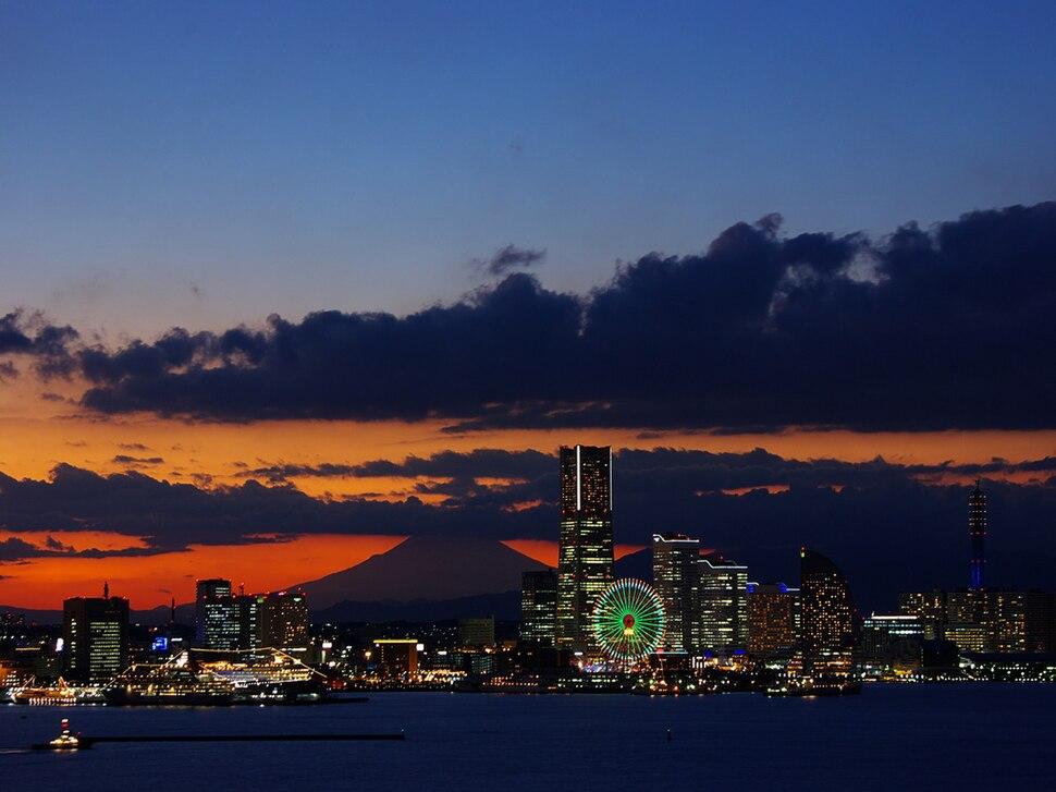 YokohamaNight