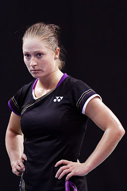 Yonex IFB 2013 - Eightfinal - Line Damkjær Kruse - Marie Røpke — Jang Ye-na - Kim So-young 16