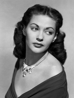 Yvonne De Carlo Canadian-American actress, dancer, and singer