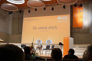 Podiumsveranstaltung des Zentrums Juden und Christen, Kirchentag 2017, Berlin