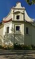 Zespół kościoła p.w. Wniebowzięcia NMP - kościół (fot.1) - Bystrzyca, gmina Wólka, powiat lubelski, woj. lubelskie ArPiCh A-563.JPG