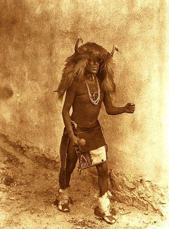Zia Pueblo, New Mexico - Zia dancer