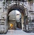 Zlatna Vrata, Diocletian's Palace, Split, Croatia - panoramio.jpg