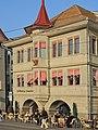 Zunfthaus zur Zimmerleuten - Limmatquai 2015-03-13 17-12-51.JPG