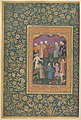 """Dancing Dervishes"", Folio from the Shah Jahan Album MET DP246543.jpg"