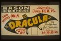 """""""Dracula"""" by Hamilton Deane and John L. Dalderston (i.e. Balderston) LCCN98519047.tif"""