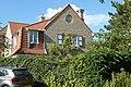 """Dreamcottage - B&B"", villa in cottagestijl, Vlaamspad 9, Knokke (Knokke-Heist).JPG"