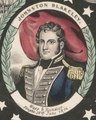 """""""JOHNSTON BLAKELEY"""" """"WASP & REINDEER"""" """"FOUGHT 28TH JUNE 1814"""" ART DETAIL, FROM- Naval heroes of the United States- no. 1 - lith. & pub. by N. Currier. LCCN2002710643 (cropped).tiff"""