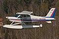 """Tecnam"" P92 sea-sky RA-0155G in flight. (5151853242).jpg"