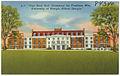 """Tom Reed Hall, dormitory for freshman men, University of Georgia, Athens, Georgia."" (8343900136).jpg"