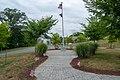 """""""War on Terorism"""" memorial in North Park, Fall River.jpg"""