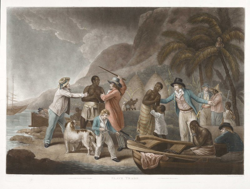 'Slave Trade' RMG E9125.tiff