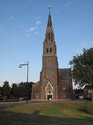 's-Heerenhoek - 's-Heerenhoek, church