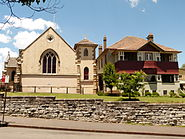 (1) St Canice Catholic Church