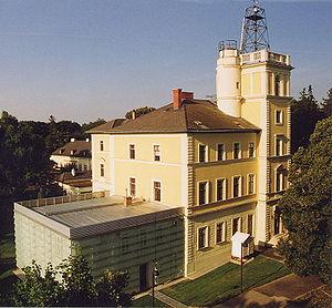 Central Institution for Meteorology and Geodynamics - Julius-Hann-Haus, Hohe Warte, Vienna