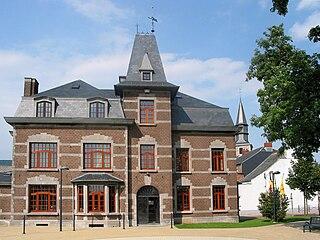 Éghezée Municipality in French Community, Belgium