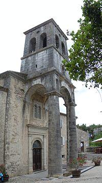 Église Saint-Pierre-aux-liens de Labeaume.JPG