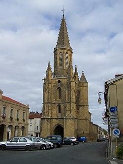 Église Sainte-Marie, façade ouest.jpg