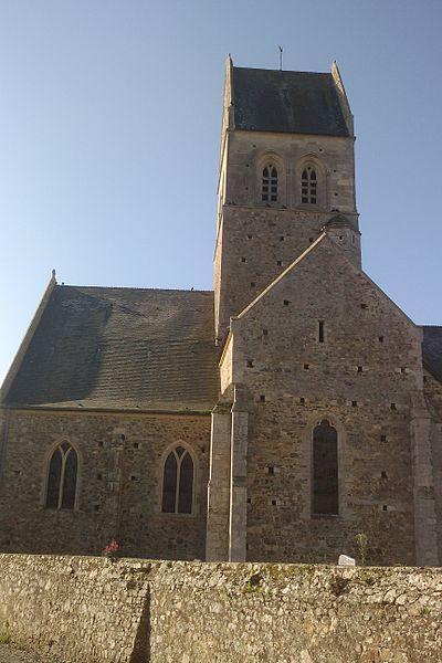 Église de fr:Marchésieux
