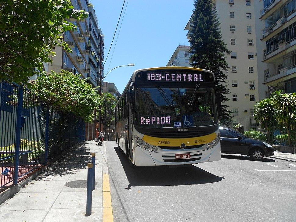 %C3%94nibus em Laranjeiras