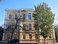 Вид на гимназию со стороны площади Карла Маркса.JPG