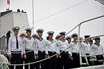 В українських ВМС після 7-річної перерви відновлено катерну практику майбутніх офіцерів із заходами до іноземних портів (30044136361).jpg