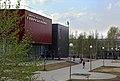 """ДК""""Современник"""" самое современное здание нашего ПГТ Стрежевой ,) - panoramio.jpg"""