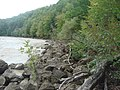 Долина реки Шхагуаще (Белая). Долина аммонитов.jpg