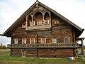 Дом Сергеевых (деревянный) из д. Липовицы 01.JPG