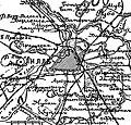 Карта к статье «Лилль» № 2. Военная энциклопедия Сытина (Санкт-Петербург, 1911-1915).jpg