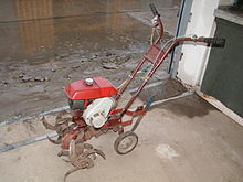 Крот (мотокультиватор) — Википедия