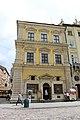 Львів, Ринок пл. 2, житловий будинок (Кам'яниця Бандінеллі) — будинок в якому була організована регулярна пошта.jpg