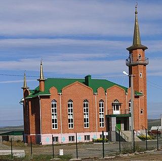 Zaynulla Rasulev Mosque