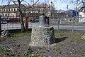Миколаївська церква в м.Васильків, дзвін у дворі.jpg