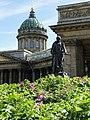 Невский проспект. Памятник М. Б. Барклаю де Толли - panoramio.jpg