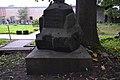 Новодевичье кладбище Санкт-петербург Могила Вице адмирала Павла Ивановича Истомина.jpg