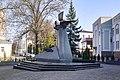 Пам'ятник Климу Савуру у Рівном P1570578.jpg