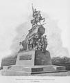 Памятник Богдану Хмельницкому (Киев) в первоначальном виде (конец XIX века).png