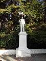 Памятник В.И. Ленину, Хоста, улица Платановая, у вокзала, Хостинский район, Сочи.jpg