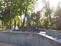 Пам'ятний знак жертвам Чорнобильської катастрофи, м. Чернігів, вересень 2019 р.jpg