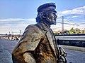 Скульптура отца Фёдора из романа «Двенадцать стульев» Ильфа и Петрова 5.jpg